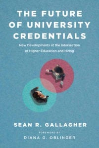 The Future of University Credentials by Sean Gallagher