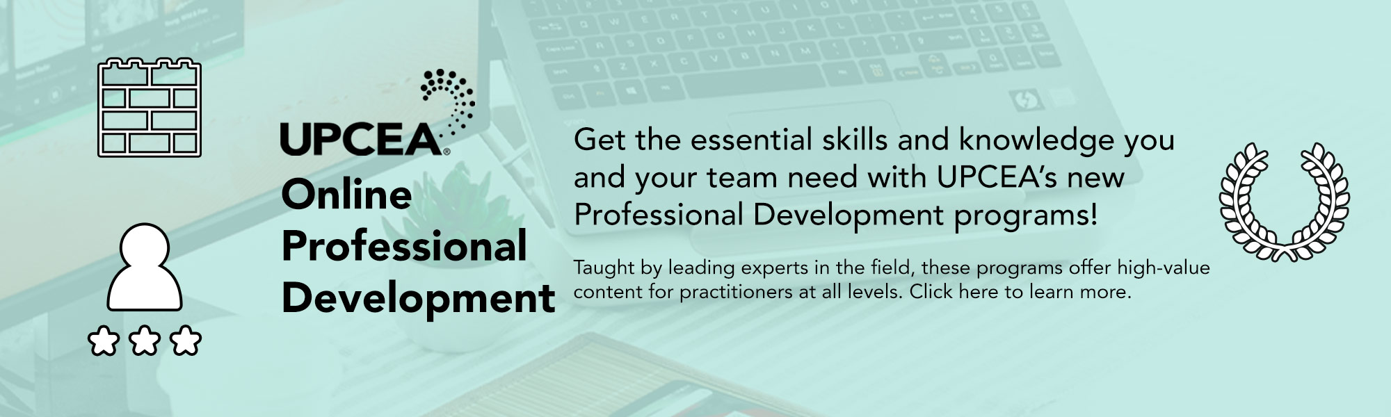 Online Professional Development by UPCEA - Certificate programs and coursework for the field of professional, continuing, and online education.
