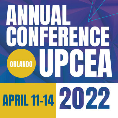 2022 UPCEA Annual Conference - April 11-14, 2022