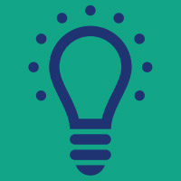 Lightbulb - Marketing, Enrollment, and Student Services Network Icon